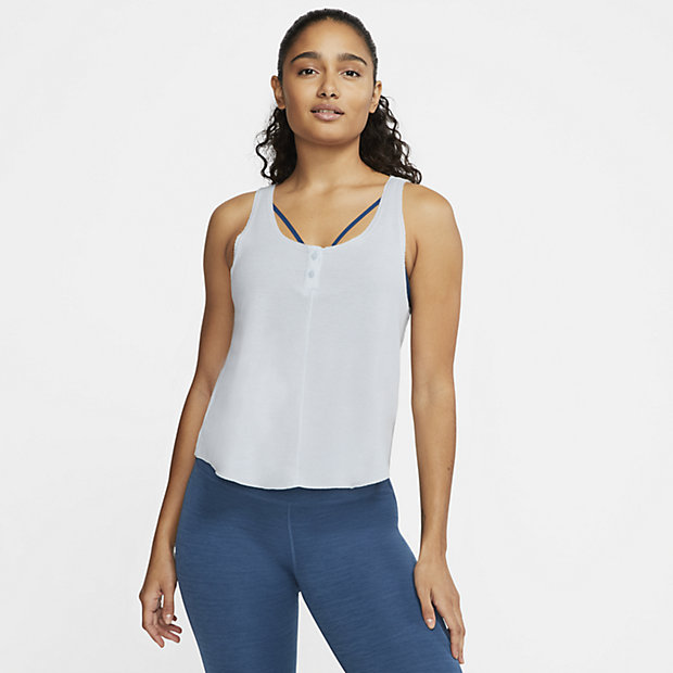 Low Resolution Canotta Nike Yoga Luxe - Donna