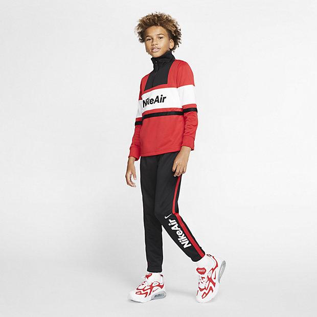 University Red/Black/Black/White
