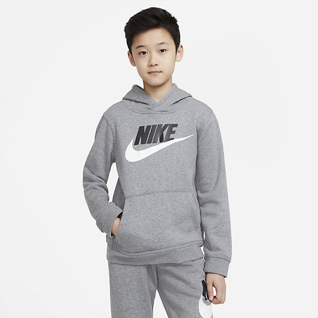 Low Resolution Hoodie pullover Nike Sportswear Club Fleece Júnior