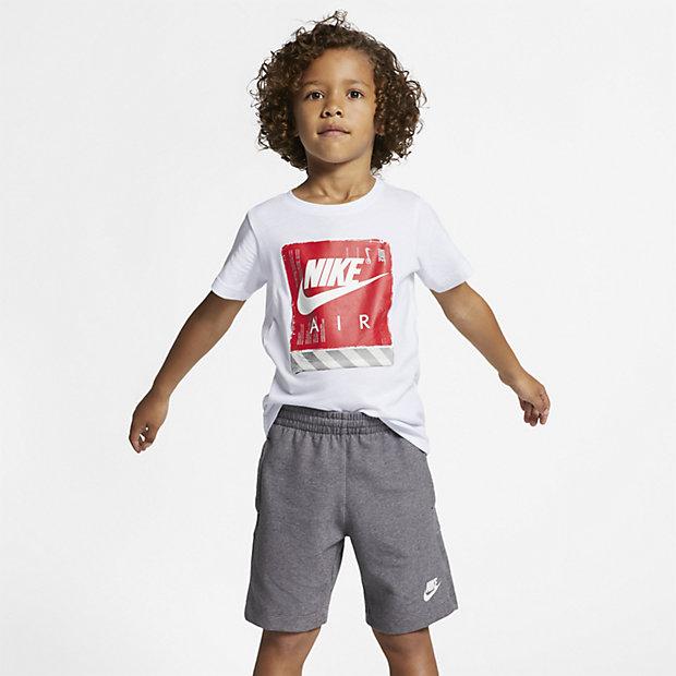 Nike Air-T-shirt til små børn