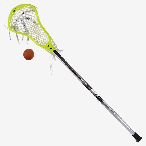 Low Resolution Nike Miniature Lakota Kids' Complete Lacrosse Stick