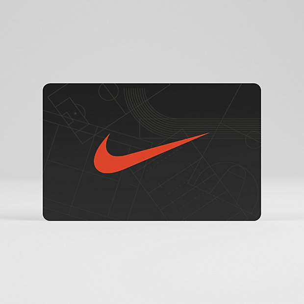 Low Resolution Karta upominkowa Nike