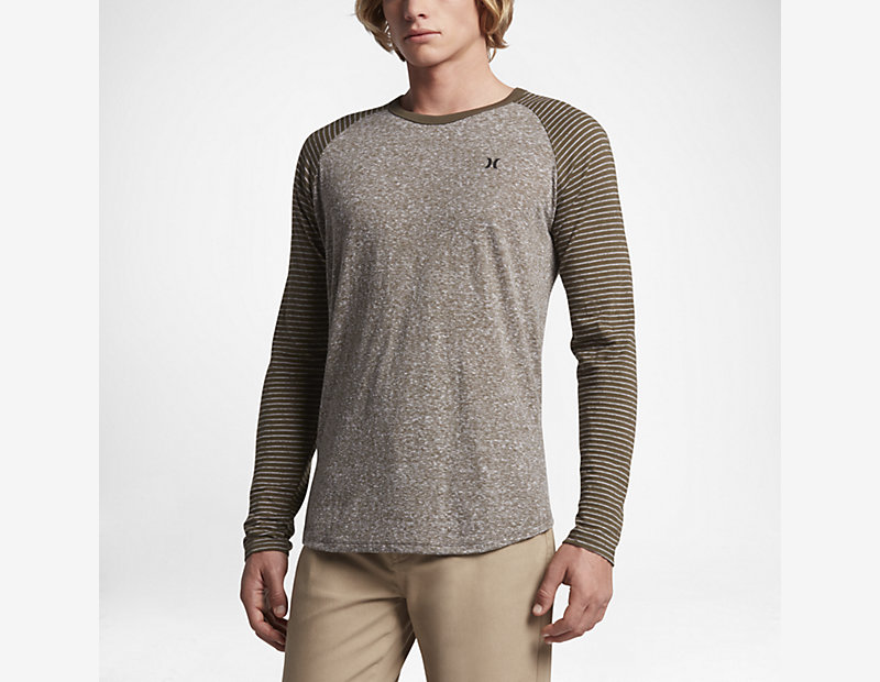 Hurley Austin Knit Raglan