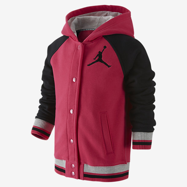Low Resolution Jordan Fleece 幼童连帽衫