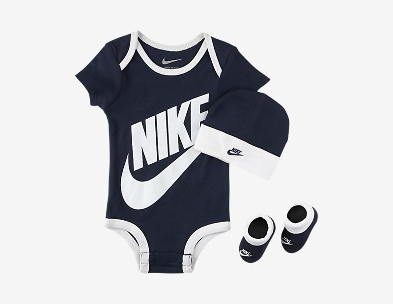 Nike Futura Three-Piece