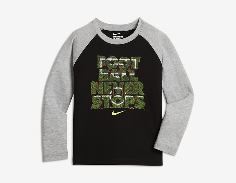 "Nike ""Football Never Stops"""