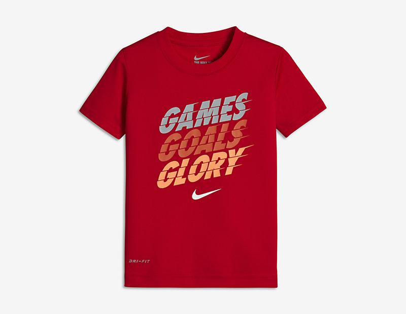"""Nike """"Games Goals Glory"""""""