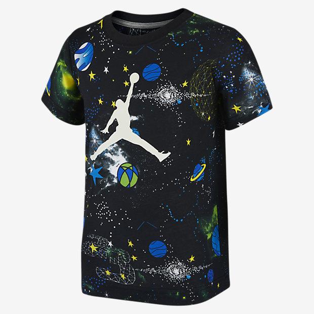 Low Resolution Jordan Galaxy Jumpman 幼童T恤