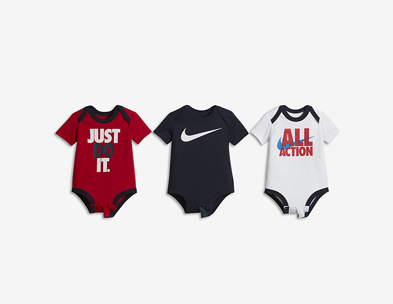 """Nike """"All Action"""" Three-Piece"""