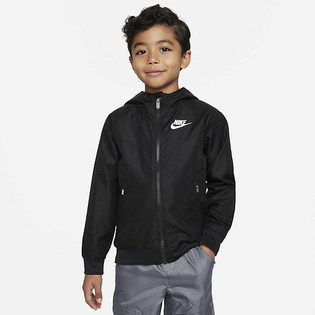 Nike Windrunner Jacke für jüngere Kinder