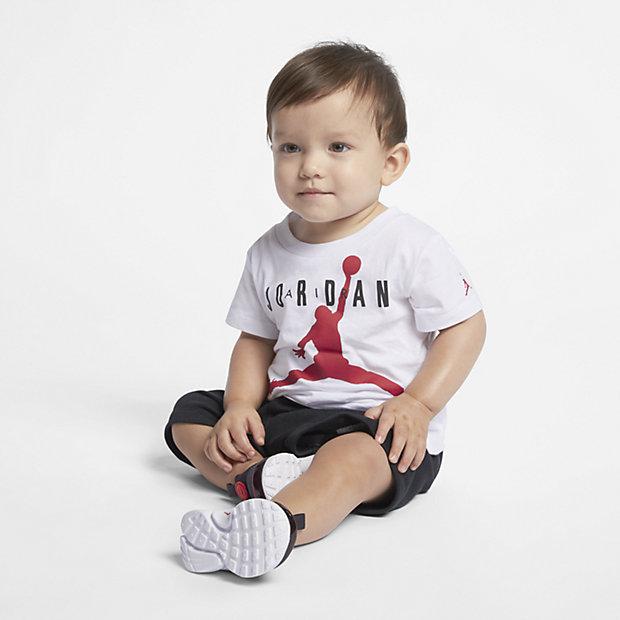 Jordan Jumpman Air Conjunto de dos piezas - Bebé (12-24 M)