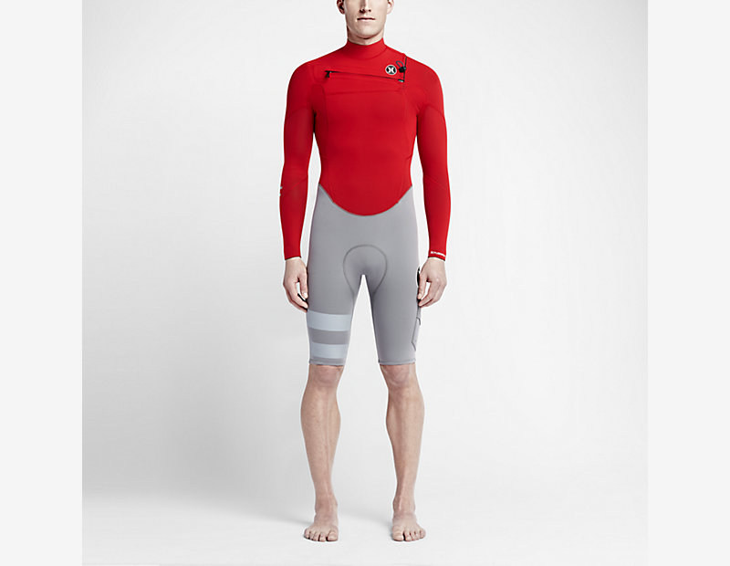 Image of Hurley Fusion 202 Springsuit a manica lunga