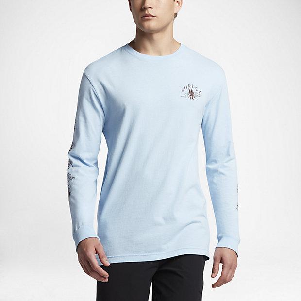 ... Hurley Tebori Geisha Men's Long Sleeve T-Shirt