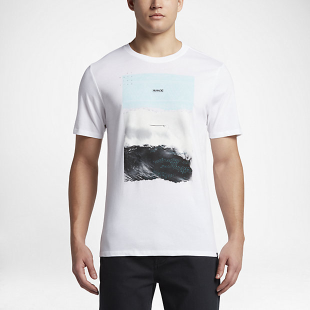 ... Hurley Dri-FIT Back Out Men's T-Shirt