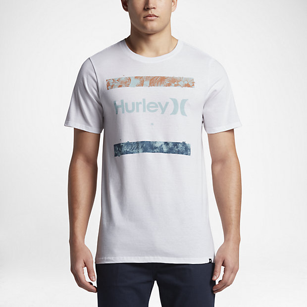 ... Hurley Back Drop Men's T-Shirt