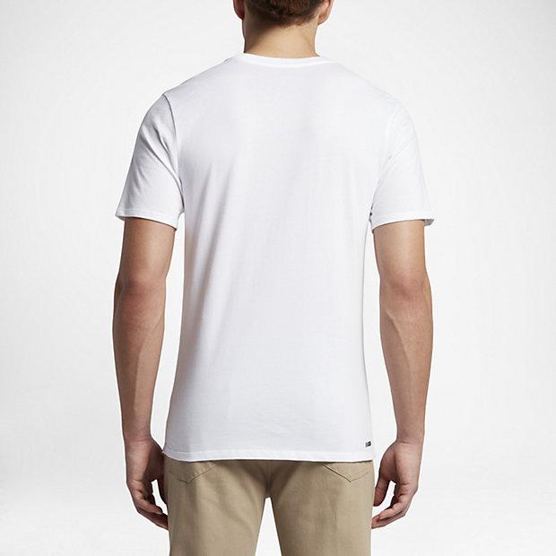 ... Hurley Dri-FIT Horizontal Men's T-Shirt