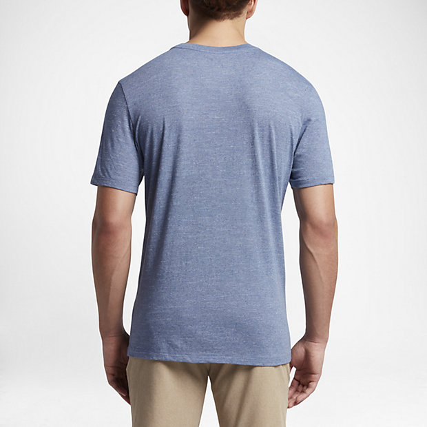 ... Hurley One and Only Outline Men's T-Shirt