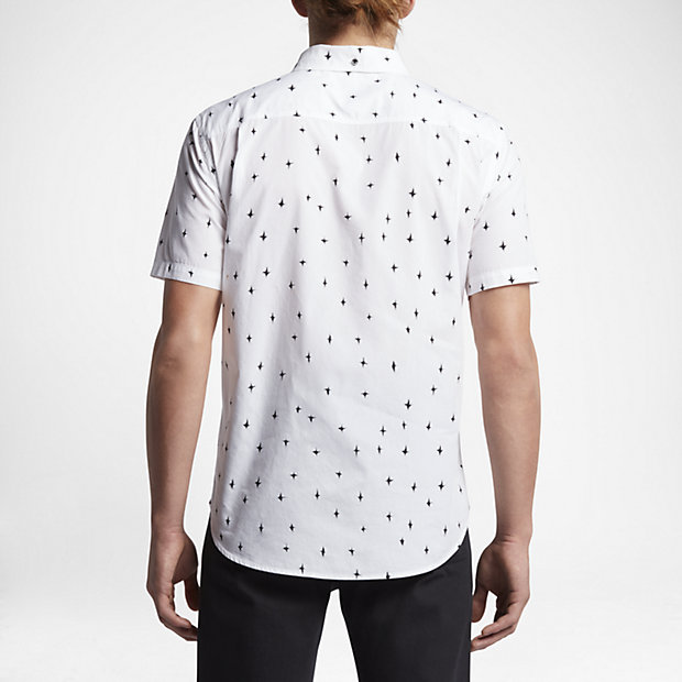 ... Hurley Montauk Men's Short Sleeve Shirt