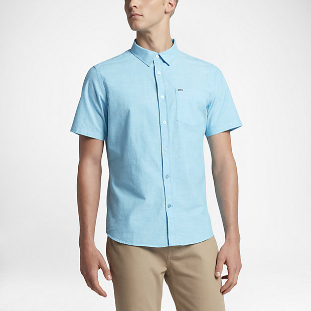 Men's Short Sleeve Shirt. Hurley One And Only. $34.97. $45. Cedar. Sold  Out. Chlorine Blue