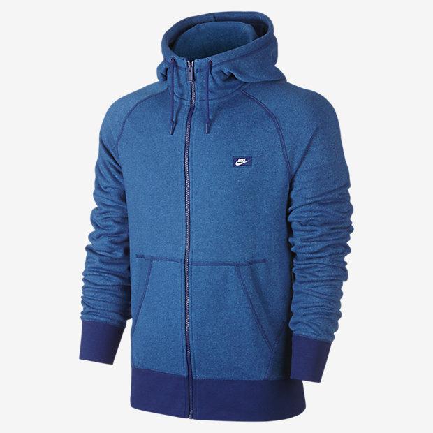 Nike AW77 Full-Zip Mens Hoodie