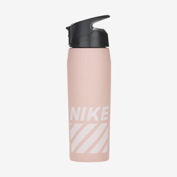 Láhev na vodu Nike 710 ml SS HyperCharge Straw