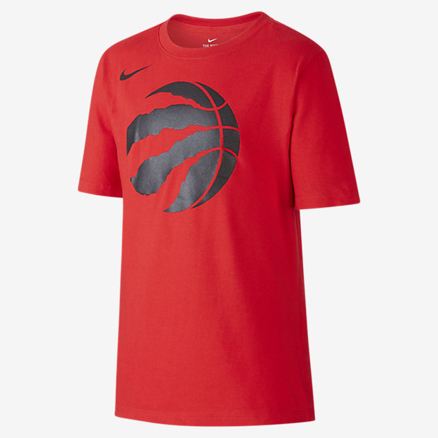 Toronto Raptors Nike Dry NBA-t-shirt för ungdom (killar)