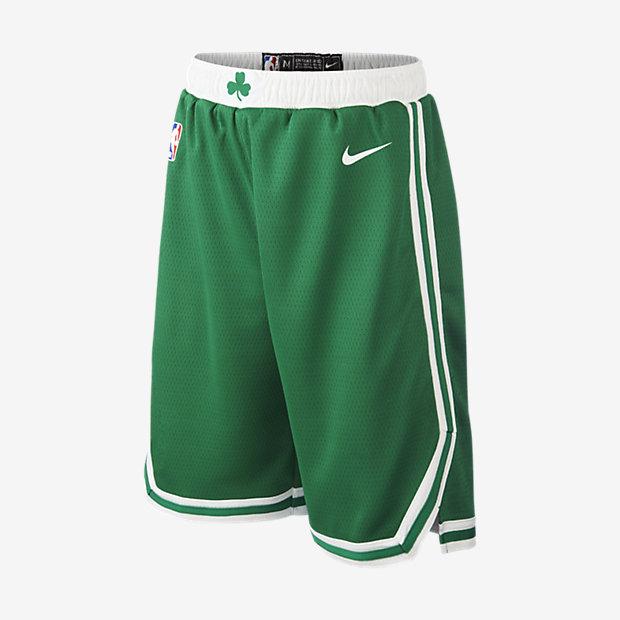 Boston Celtics Icon Edition Swingman Pantalón corto Nike de la NBA - Niño/a
