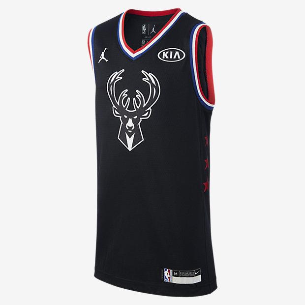 bb0b5623f81 All-Star Older Kids' Jordan NBA Jersey. Nike.com UK