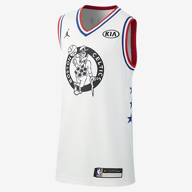 All-Star Older Kids' Jordan NBA Jersey
