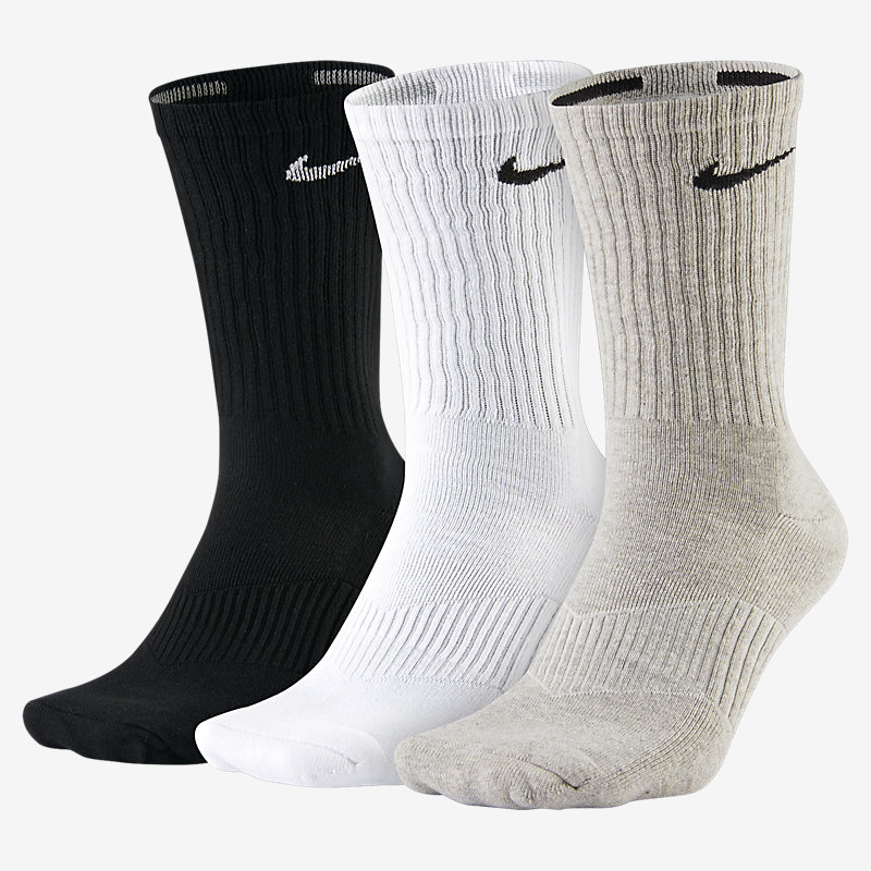 Image For Nike Cotton Cushion Crew