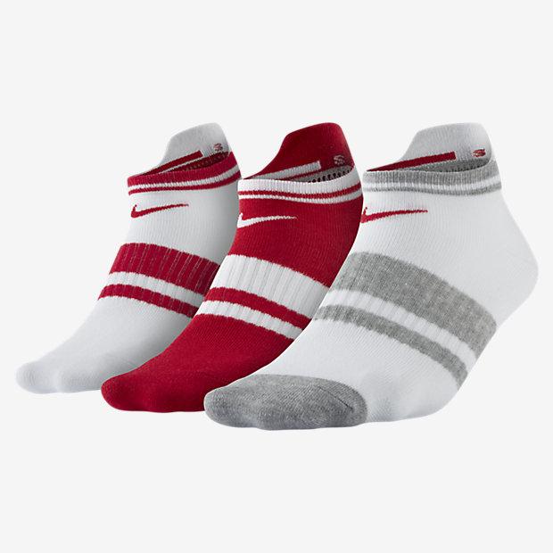Low Resolution Nike Classic Low-Cut 运动袜(3 双)