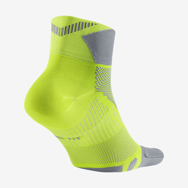 Low Resolution Nike Elite Lightweight Quarter Koşu Çorapları