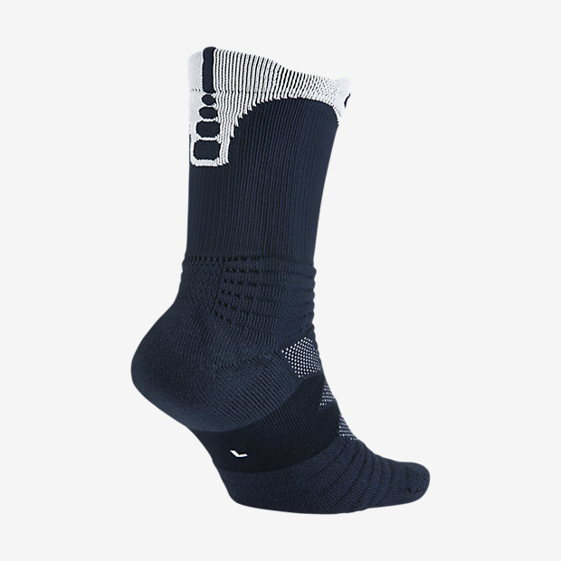low priced 6946e 48a89 The Nike Elite Versatility Crew Basketball Socks,Game Royal Photo ...