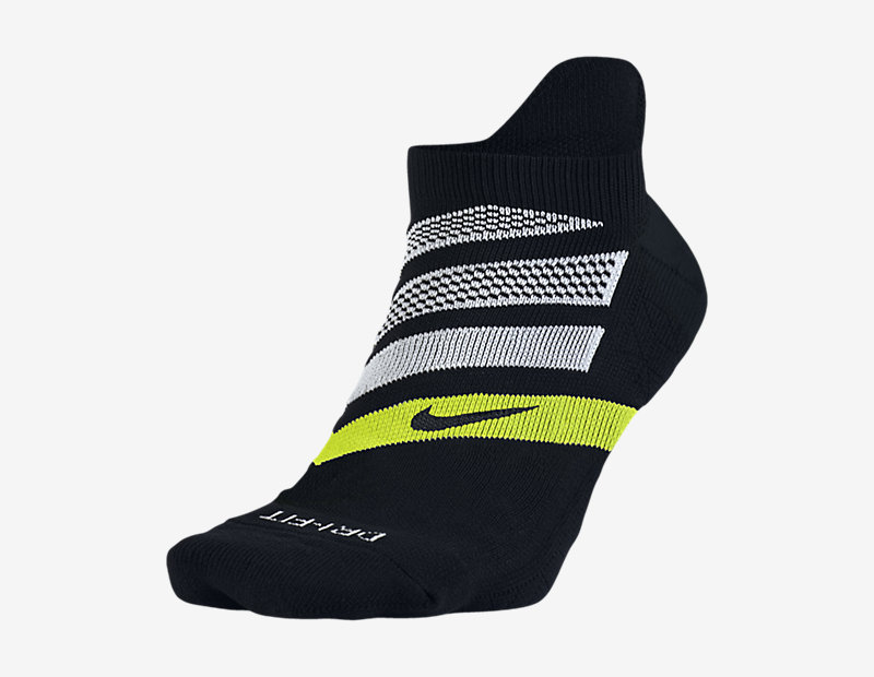 Image of Nike Dry Cushion Dynamic Arch No-Show
