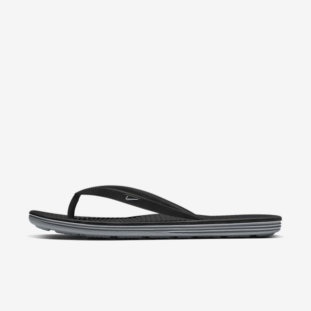 Женские сланцы Nike Solarsoft