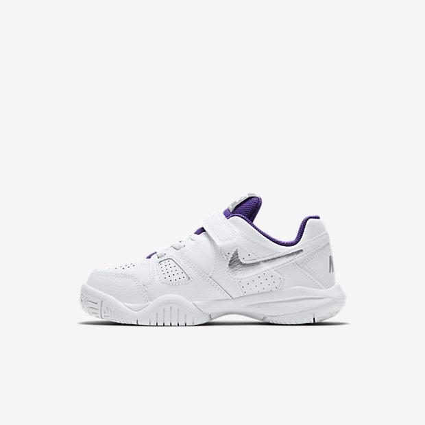 Теннисные кроссовки для дошкольников NikeCourt City Court 7