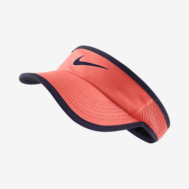 Женский теннисный козырек Nike Featherlight