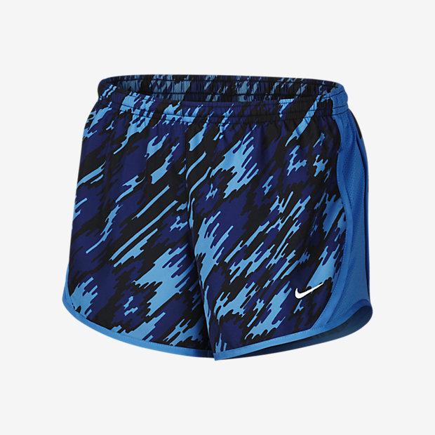 Беговые шорты для девочек школьного возраста Nike Dry Tempo (XS–XL)