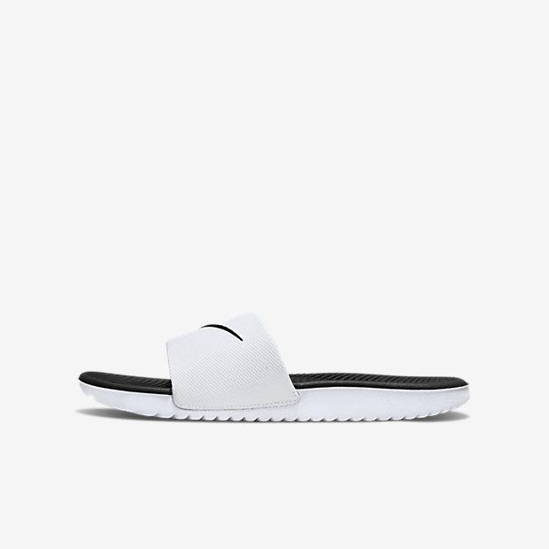 Шлепанцы для дошкольников/школьников Nike Kawa