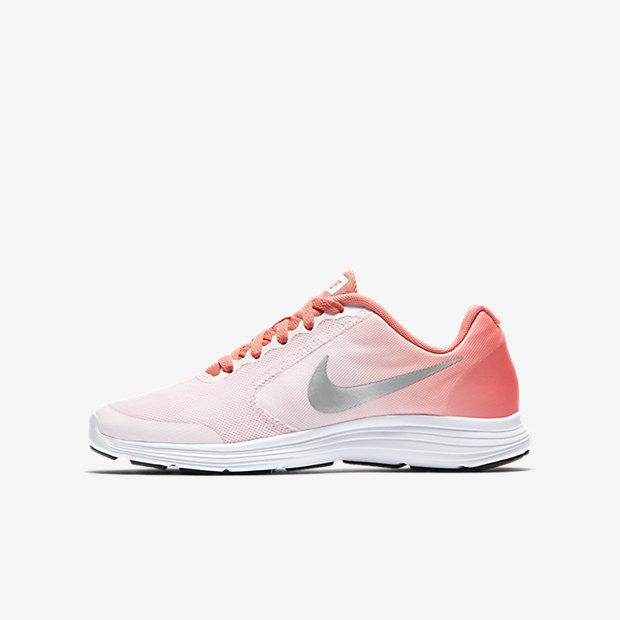 Беговые кроссовки для школьников Nike Revolution 3
