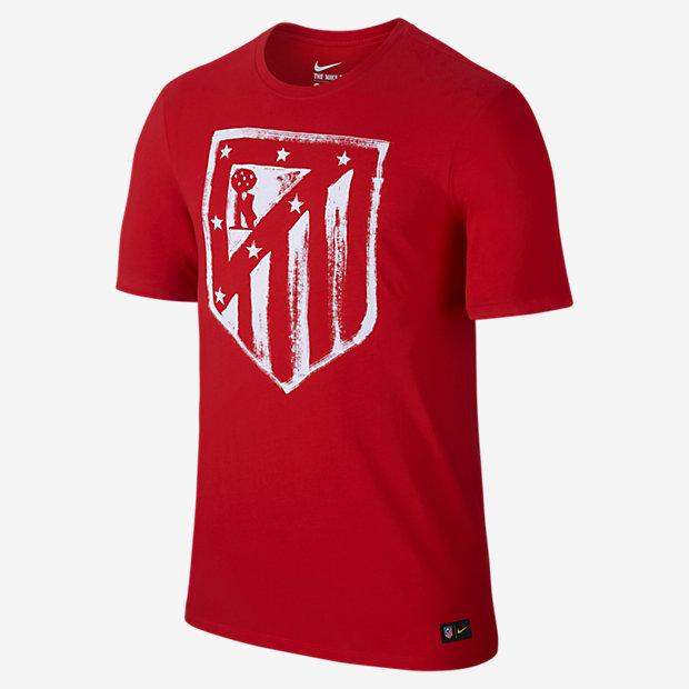 Мужская футболка Atletico de Madrid Crest