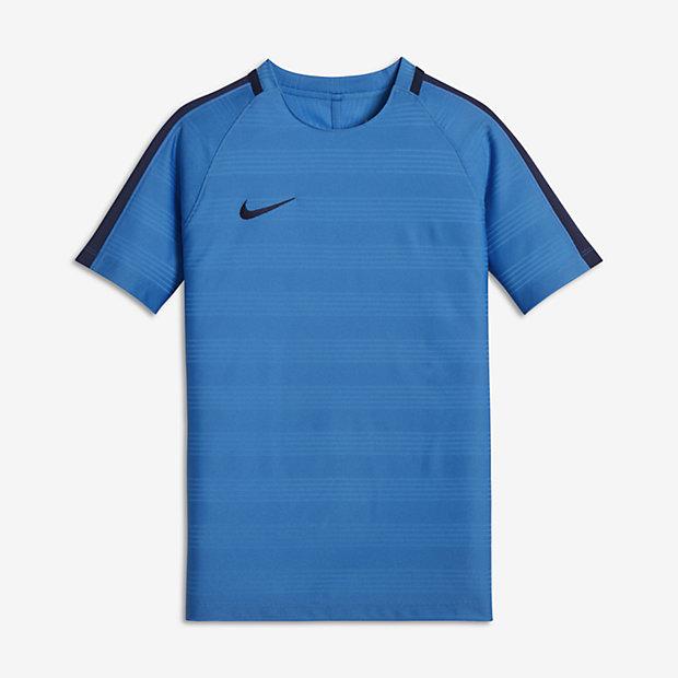 Игровая футболка для мальчиков школьного возраста Nike Dry Squad