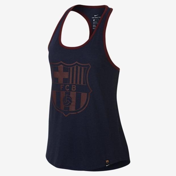Женская майка FC Barcelona Racerback