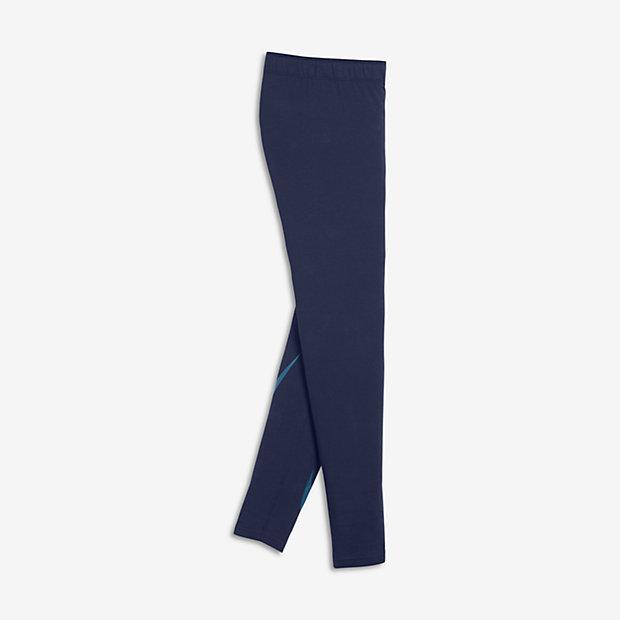 Тайтсы для девочек школьного возраста Nike Sportswear Leg-A-See