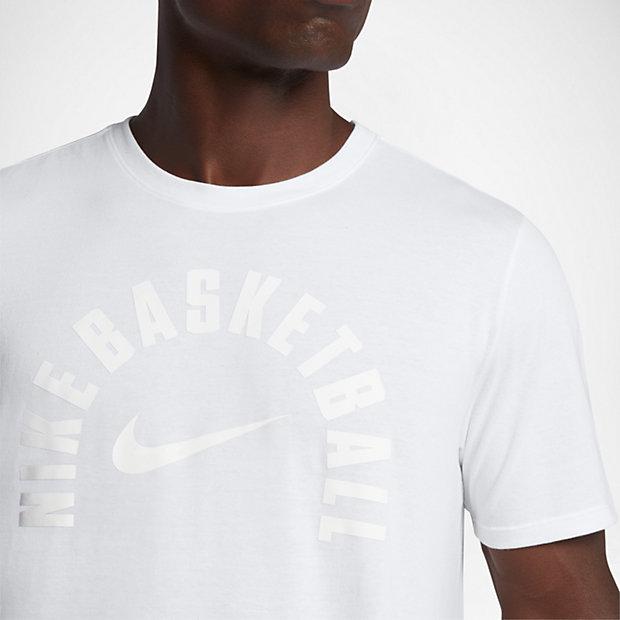 Мужская баскетбольная футболка Nike Dry Core Practice