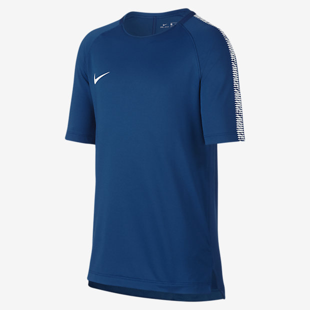 Игровая футболка для школьников Nike Breathe Squad