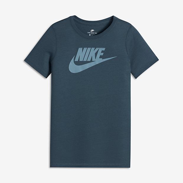 Футболка для мальчиков школьного возраста Nike Sportswear Futura