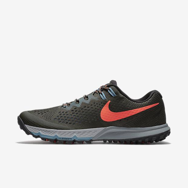 Nike Air Zoom Terra Kiger 4 Zapatillas de running - Hombre - Oliva