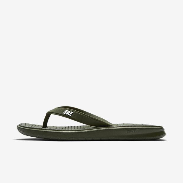 Мужские шлепанцы Nike Solay