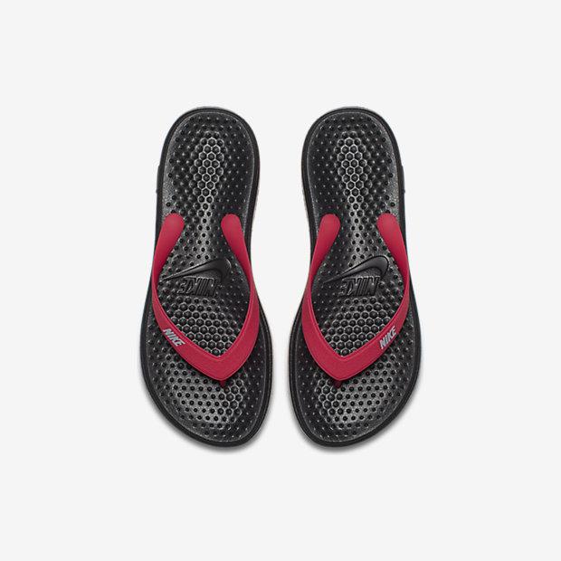 Шлепанцы для дошкольников/школьников Nike Solay